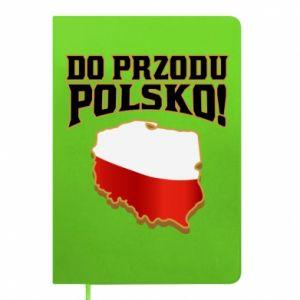 Notepad Forward Poland