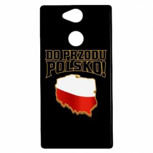 Etui na Sony Xperia XA2 Do przodu Polsko