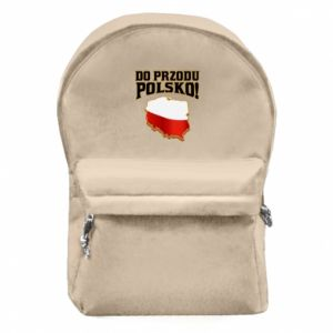 Backpack with front pocket Forward Poland