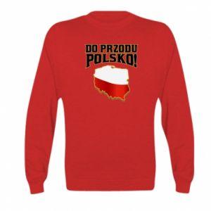 Kid's sweatshirt Forward Poland
