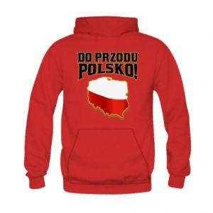 Kid's hoodie Forward Poland