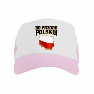 Kid's Trucker Hat Forward Poland