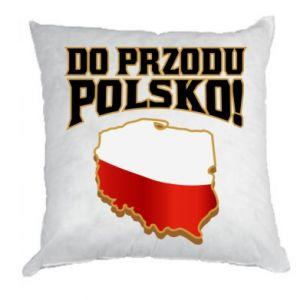 Pillow Forward Poland