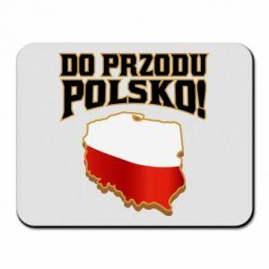 Podkładka pod mysz Do przodu Polsko