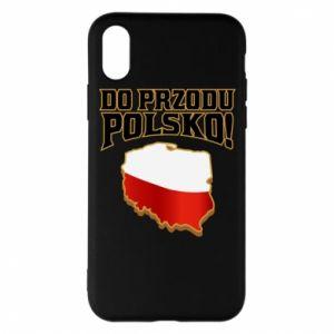iPhone X/Xs Case Forward Poland