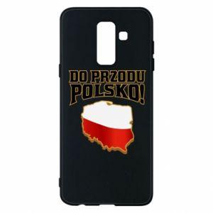 Samsung A6+ 2018 Case Forward Poland