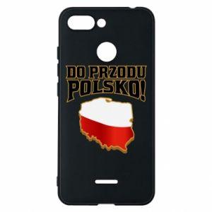 Xiaomi Redmi 6 Case Forward Poland
