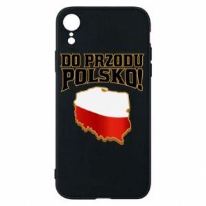 iPhone XR Case Forward Poland