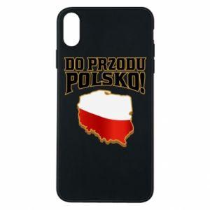 iPhone Xs Max Case Forward Poland