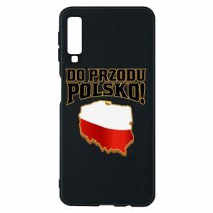 Samsung A7 2018 Case Forward Poland