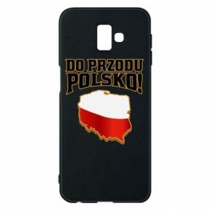 Samsung J6 Plus 2018 Case Forward Poland
