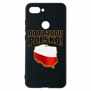 Xiaomi Mi8 Lite Case Forward Poland