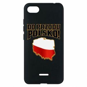 Xiaomi Redmi 6A Case Forward Poland