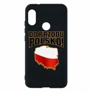 Mi A2 Lite Case Forward Poland