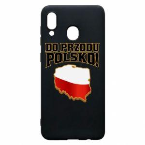 Samsung A20 Case Forward Poland