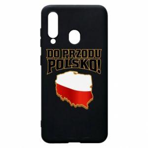 Samsung A60 Case Forward Poland
