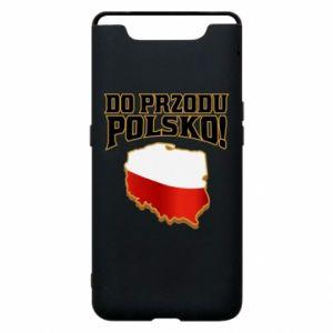 Samsung A80 Case Forward Poland
