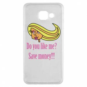 Samsung A3 2016 Case Do you like me? Save money!