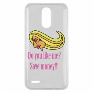 Lg K10 2017 Case Do you like me? Save money!