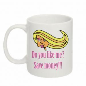 Mug 330ml Do you like me? Save money!