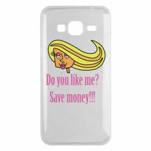 Phone case for Samsung J3 2016 Do you like me? Save money!