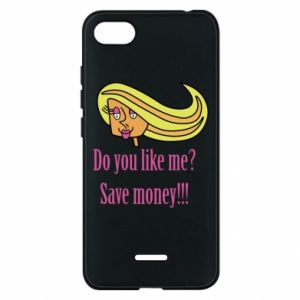 Phone case for Xiaomi Redmi 6A Do you like me? Save money!