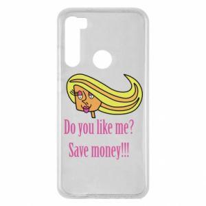 Xiaomi Redmi Note 8 Case Do you like me? Save money!