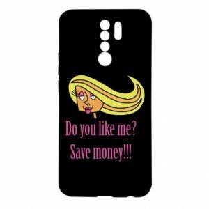 Xiaomi Redmi 9 Case Do you like me? Save money!