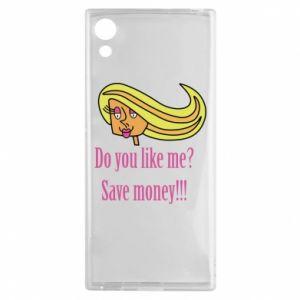 Sony Xperia XA1 Case Do you like me? Save money!