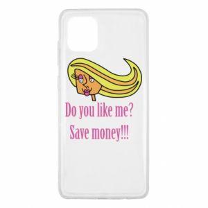 Samsung Note 10 Lite Case Do you like me? Save money!