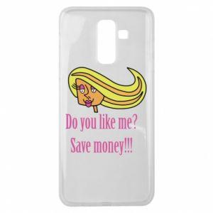 Samsung J8 2018 Case Do you like me? Save money!