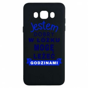 Samsung J7 2016 Case Good in bed
