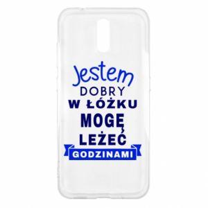 Nokia 2.3 Case Good in bed
