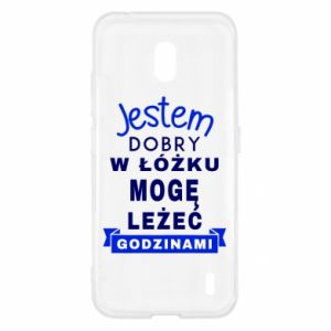 Nokia 2.2 Case Good in bed