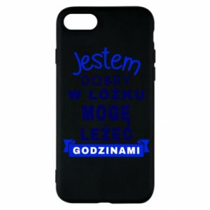 iPhone SE 2020 Case Good in bed