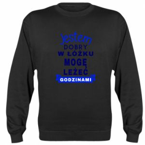 Sweatshirt Good in bed