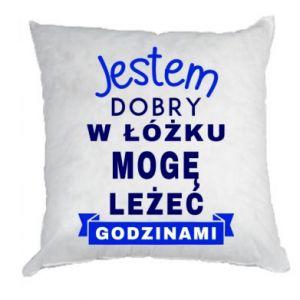 Poduszka Dobry w łóżku