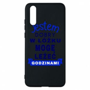 Huawei P20 Case Good in bed