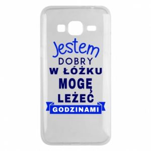 Samsung J3 2016 Case Good in bed