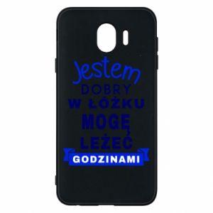 Samsung J4 Case Good in bed