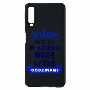 Samsung A7 2018 Case Good in bed