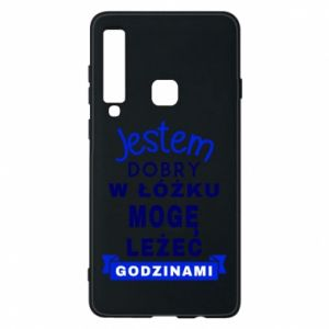 Samsung A9 2018 Case Good in bed