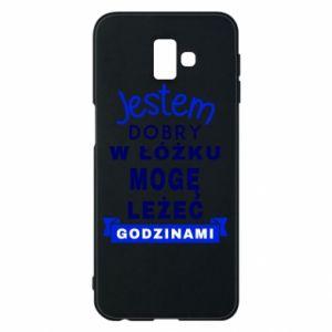 Samsung J6 Plus 2018 Case Good in bed