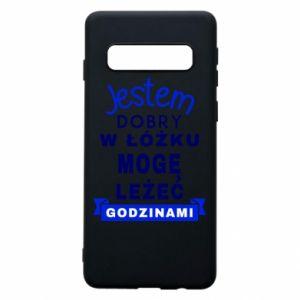 Samsung S10 Case Good in bed