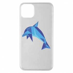Etui na iPhone 11 Pro Max Dolphin abstraction