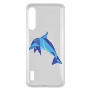 Etui na Xiaomi Mi A3 Dolphin abstraction