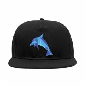 Snapback Dolphin abstraction
