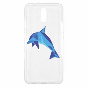 Etui na Nokia 2.3 Dolphin abstraction