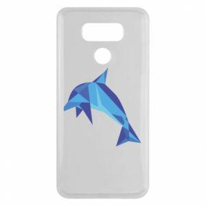 Etui na LG G6 Dolphin abstraction