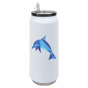 Puszka termiczna Dolphin abstraction